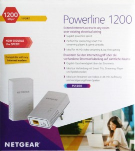 Netgear Powerline 1200 tested by needs4geeks.de